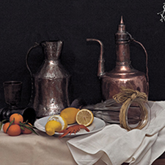 Nature morte aux citrons | Photo couleur 2012