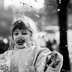 Hapiness | Photo noir&blanc | 1999