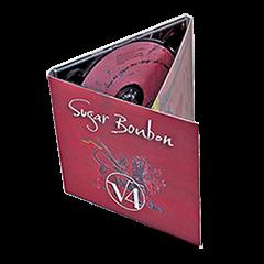 Sugar Bonbon - 3-fold digipack