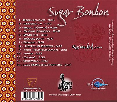 Pochette de l'album Sugar Bonbon